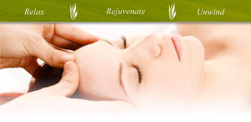 facial massage therapy photo